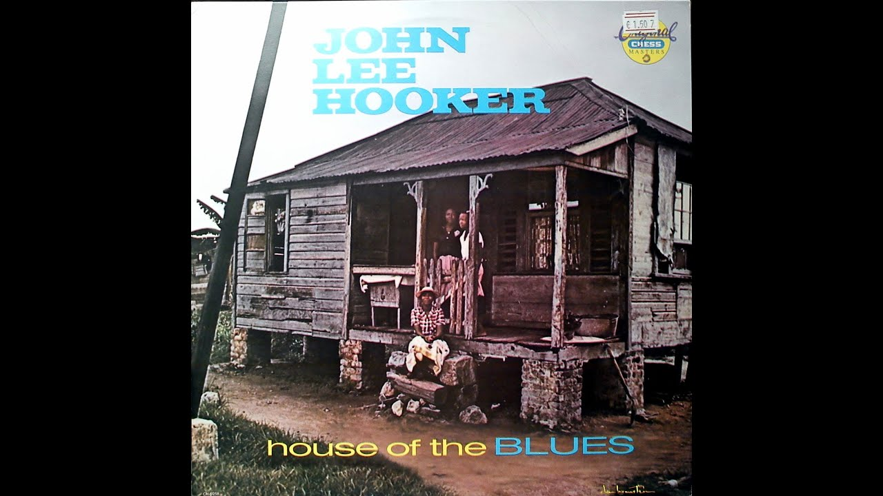 John Lee Hooker - Don't Turn Me From Your Door: John Lee Hooker Sings His Blues