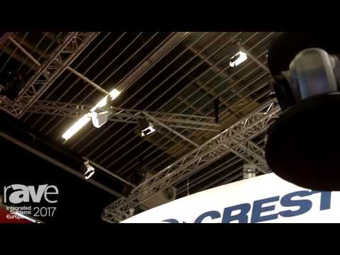 ISE 2017: Vaddio Launces RoboTRAK Presenter Tracking System