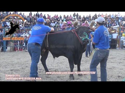 ¡GRANDES JINETES! GENIOS DE GUANAJUATO vs 5 GANADERIAS EN CHUPICUARO 2015