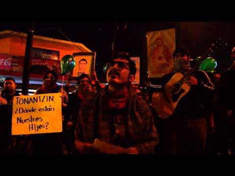 Por Nuestros Desaparecidos, Monterrey