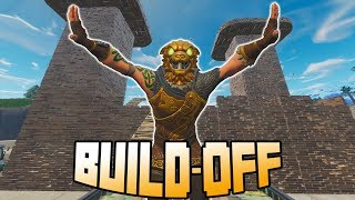 Fortnite Build Off - KASTELEN!