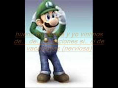 Luigi Bros La pelicula (Parte 1) (Ver en pantalla completa)