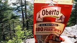 Oberto BBQ Seasoned Pork Jerky Review