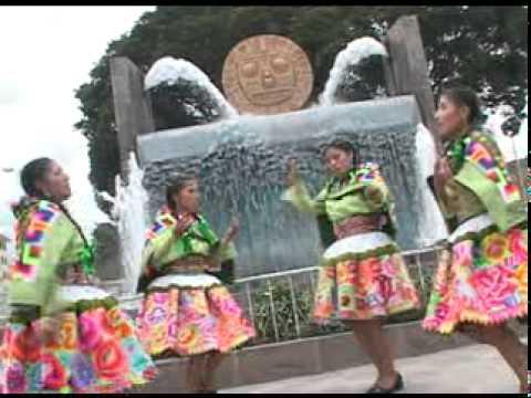 Chicas Rosas y Claveles - Carnavales en Parranda
