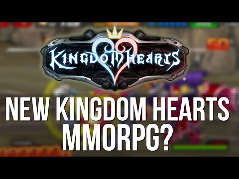 New Kingdom Hearts MMO? Or Kingdom Hearts 3 Multiplayer in The Works?