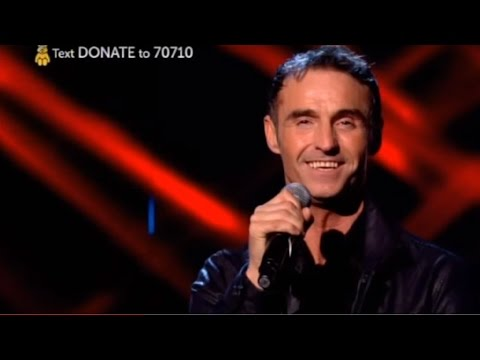 Wet Wet Wet - Love Is All Around - Children in Need 2013