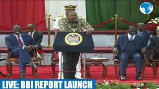 President Uhuru cracks joke on Kibra by-elections