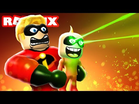 THE INCREDIBLES 2 IN ROBLOX