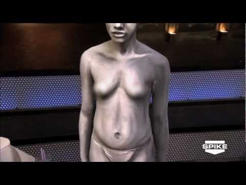 Ink Master Flash Challenge 3: Shading Nude Models