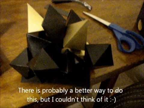 How to make Lady Gaga Diamonds from Poker Face