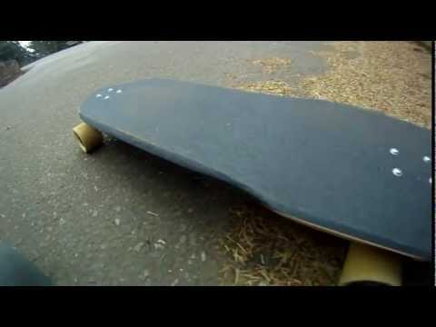 Mach 3 Proto Reveal by Eastside Longboards