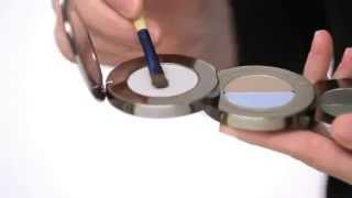 Makeup Application Jane Iredale Eye Steppes