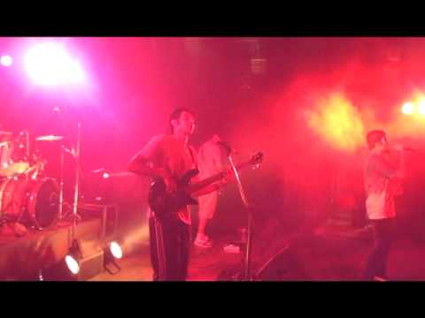 The Buddha Therapy - Ganja Gun (Bob Marley cover) Live at Kala...