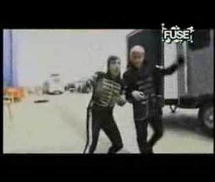 Weird Bob Bryar and Frank Iero Music Videos