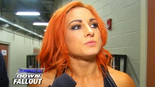 What is going on with Becky Lynch and Charlotte?: SmackDown Fallout, December 3, 2015