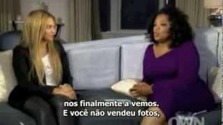 Beyonce Video - Entrevista de Beyoncé para Oprah legendada em português -  2013