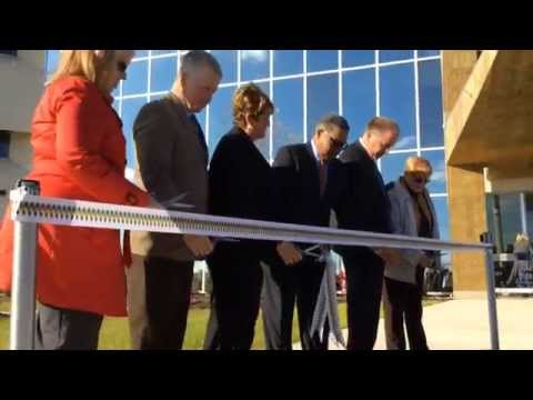 Schoolcraft College Jeffress Center Dedication