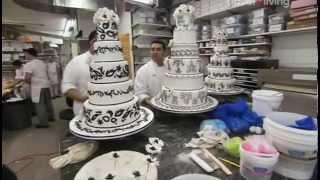 Новые образы тортов от Бадди Валастро. Королевский торт