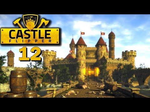 Castle Flipper #12: Wo sollen hier Fenster sein? [Let's Play][Gameplay][German][Deutsch]