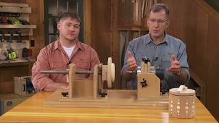 Make Wood Threads with this Amazing Router Jig!