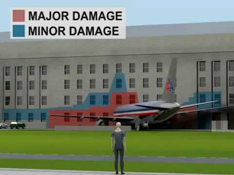 911 Case Study Pentagon Flight 77
