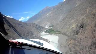 Most Difficult Landing in the World (Peru)