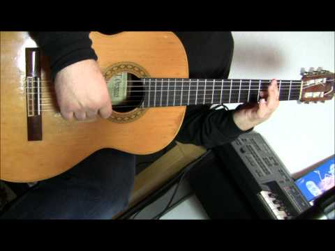 Classical Gas Mason Williams performed by Nathan Cragg