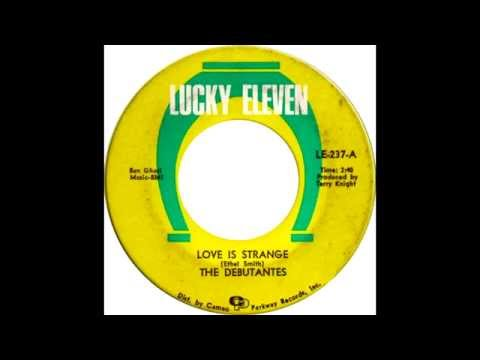 The Debutantes - Love Is Strange (Jody Williams, Bo Diddley)