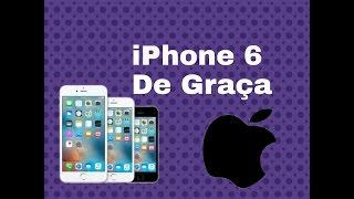 COMO GANHAR UM IPHONE 6S GRÁTIS PELO CELULAR