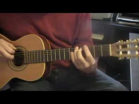 Jazz Guitar Lessons - C Major Scale - Entire Neck - BPM 112