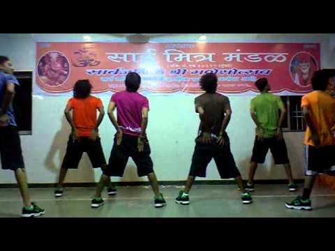 Dhinka Chika In H.d( Visharad Dance Acadamy ) video