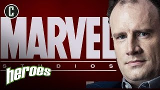 Did Kevin Feige Confirm a Phase 4 for the MCU? - Heroes