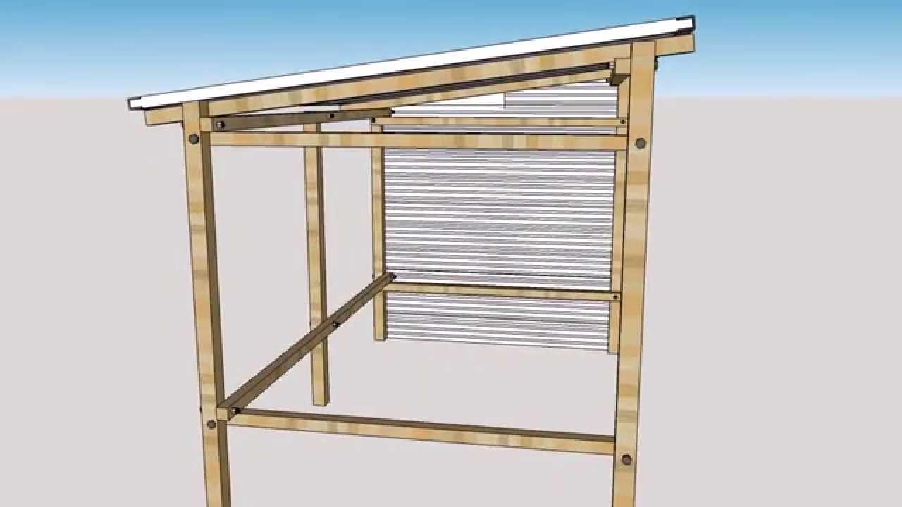 fabriquer son abri de jardin en bois. Black Bedroom Furniture Sets. Home Design Ideas