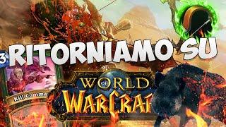 SI (RI)COMINCIA ANCORA!! [WORLD OF WARCRAFT ITA] EP. 1