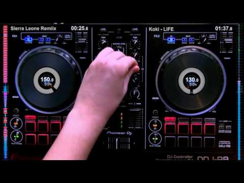Pioneer DDJ RB Mix - New track releases