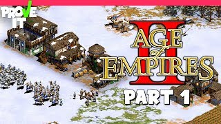 MEDIEVAL RULING - Age Of Empires II PART 1