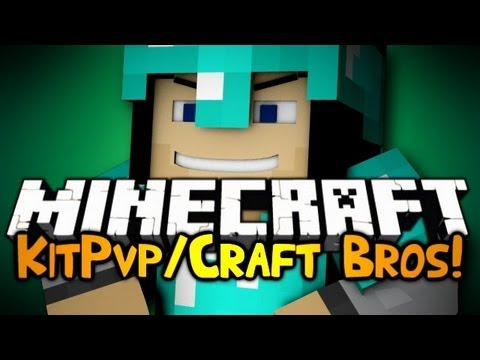 Minecraft: 1.6.2 Server: KitPvP/Super Craft Bro's! w/ MadMax!
