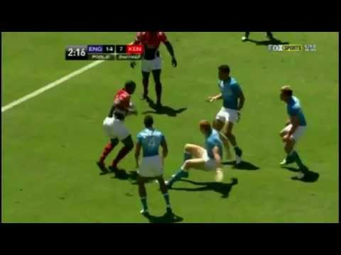 Kenya Rugby Sevens best ever performance(HSBC sevens  series2012/2013)