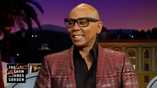 RuPaul Knows the Pains of the 'Maisel' Wardrobe