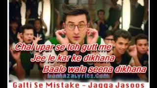 download lagu Jagga Jasoos: Galti Se Mistake   Arijit Singh gratis