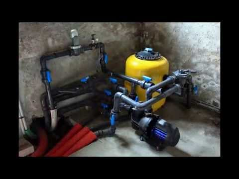 Pompe piscine waterair reponses utiles - Calcul filtration piscine ...