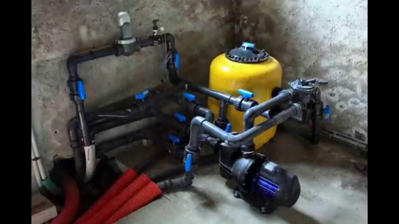 Branchement electrique pompe piscine electronique for Pompe a chaleur ou rechauffeur pour piscine