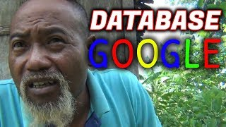Pak Ndul - DATABASE GOOGLE