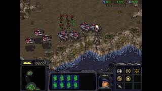 "Never Before Seen Mission! - Terran mission 6.5: ""Biting the Bullet"""