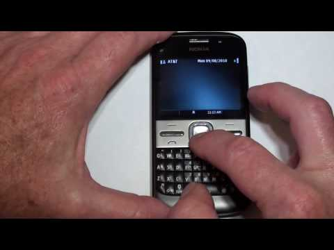 Nokia E5 Video Review