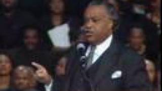 Al Sharpton's Remarks at Rosa Parks' Funeral