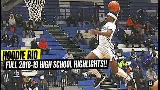 HOODIE RIO FULL 2018-19 VASHON HIGH SCHOOL BASKETBALL HIGHLIGHTS!!