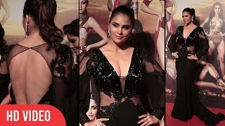 Hot Lara Dutta At Miss Diva Red Carpet | Miss Diva 2017