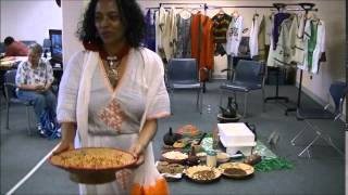 Ethiopian Coffee Ceremony September 20. 2014 - የኢትዮጵያ የቡና ዥግጅት