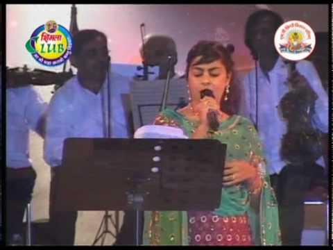 Sarrika Singh Live Sheesha Ho Ya Dil Ho in Laxmikanth Pyarelal...